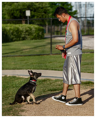 _S9I0043 (JRM MD) Tags: dog dannyjackson dogpark houston caine german shepard mike