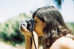come together (gizemsaray) Tags: portrait film analog 35mm minolta bokeh ishootfilm vista analogue agfa x700 filmfeed