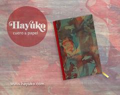 CUADERNO LOMO ROJO (hayuko.com) Tags: hayuko hayukocom hayukocueroypapel hayukocueropapel artesano artesana craft artesania personalizado handmade crafting cuero cueroypapel papel etsy leather cuaderno lomo rojo