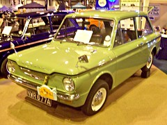 157 Hillman Imp Deluxe (1963) (robertknight16) Tags: scotland british 1960s imp hillman linwood rootes nwr677a nec2013