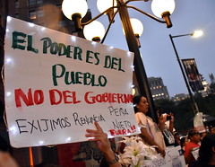 PHILLY SOLIDARIDAD CON OAXACA (joepiette2) Tags: mexico oaxaca teachers demonstrations protests