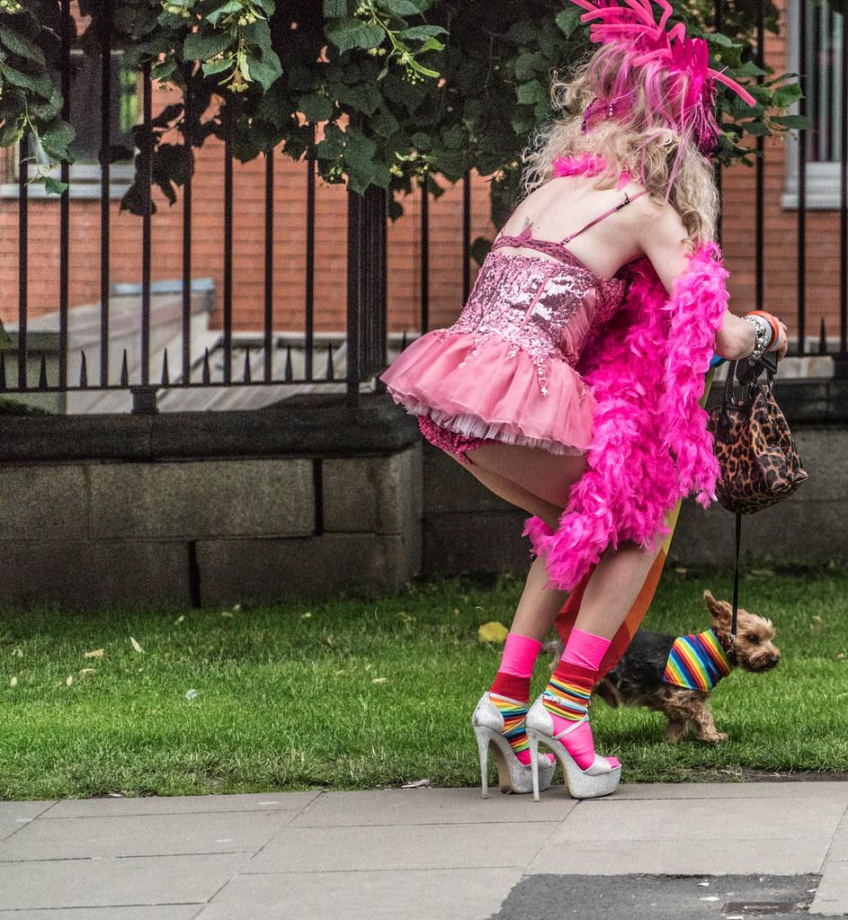 PRIDE PARADE AND FESTIVAL [DUBLIN 2016]-118041
