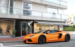 Lamborghini Aventador Roadster. (Tom Daem) Tags: lamborghini roadster aventador lp700