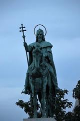 St Stephen (I'm Anonymous K) Tags: monument saint hungary religion budapest buda ststephen