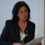 Frau Page spricht ein Grußwort (3)