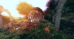 New Art Gallery in The Shire! (Ima Peccable) Tags: lotr secondlife hobbits shire tolkien middleearth dwarfs elven medievalsecondliferegiontheshiresecondlifeparceltheshireahomelysliceofmiddleearthsecondlifex169secondlifey171secondlifez27