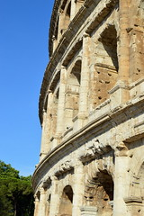 Roma (Mercedesdiaz) Tags: roma rome italy italia coliseo colisseum coliseum colosseo arquitectura old antique antiguo viejo