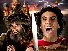 Alexander the Great vs Ivan the Terrible - Epic Rap Battles of History Season 5 (Download Youtube Videos Online) Tags: history season 5 ivan great terrible vs rap alexander epic battles