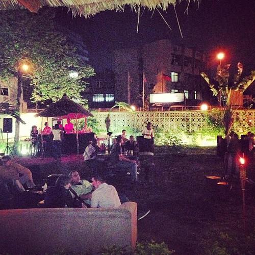 Chillin' at Kwilu bar, #Kinshasa #rdc