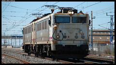 269 en L'Arboç (javier-lopez) Tags: train tren trenes railway mm japonesa dt máquina arboç renfe máquinas 269 adif ffcc mercancías tándem dobletracción mandomúltiple l'arboç 26032010