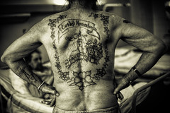 Vasek's back (morten almqvist) Tags: canon 50mm 5d cesky krumlov vasek