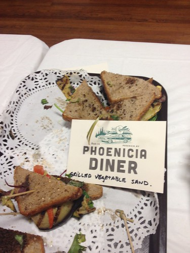 """Phoenicia Diner laid on a post-race feast • <a style=""""font-size:0.8em;"""" href=""""http://www.flickr.com/photos/13623660@N03/9126718307/"""" target=""""_blank"""">View on Flickr</a>"""