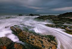Maelstrom Neptune (Edmund Khoo) Tags: longexposure winter seascape water landscape rocks sigma overcast adelaide khoo southaustralia merrill foveon waterscape middletonbeach fleurieupeninsula sd1 edmundkhoo edkhoo edmundkhoophotography