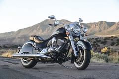Indian Motorcycle Announces the All-New Line of 2014 Indian Chief Motorcycles – Choice in American Motorcycles is Here (andrewerickson) Tags: polaris powerstroke111