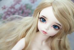 my flower. (Dancing*Butterfly) Tags: doll bjd fairyland abjd msd ante mnf mline minifee
