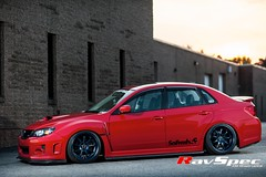 """WORK Emotion XD9 - 18x10 +38 Blue on WRX • <a style=""""font-size:0.8em;"""" href=""""http://www.flickr.com/photos/64399356@N08/9573583460/"""" target=""""_blank"""">View on Flickr</a>"""