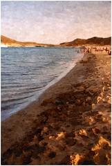 Playa de los Genoveses (Freebird_71) Tags: españa spain sanjosé almeria almería cabodegata mediterráneo aguaamarga mojácar genoveses monsul fortbravo