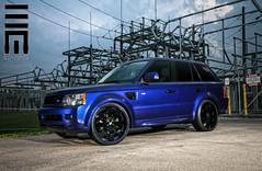 Exclusive Motoring Range Rover Sport (Exclusive Motoring) Tags: photography miami rover exotic neice worldwide raymond custom range luxury exclusive motoring forgiato