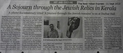 A sojourn through the Jewish relics in Kerala