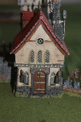 Fortified Manor (ajf798) Tags: warhammer manor gamesworkshop fortifiedmanor warhammerterrain warhammerscenery