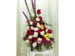 กระเช้าดอกไม้ ภูเก็ต,ร้านดอกไม้ ภูเก็ต,ส่งดอกไม้ ภูเก็ต,ช่อดอกไม้,พวงหรีด ภูเก็ต 2