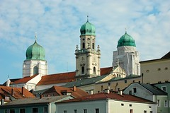 St. Stephen's Cathedral (c. mcgraw OFF and ON) Tags: st germany cathedral stephen passau