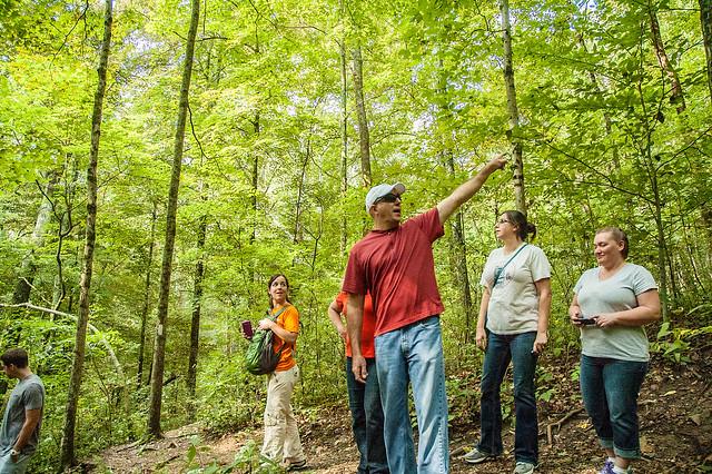 Leonard Springs Nature Park - September 2013