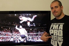 """""""My 2 favorite WWE wrestlers had a great chance to shine this week and, as expected, delivered big time. Moments like these make me a very, very proud Pro Wrestling Guy"""" - Bruno """"Bammer"""" Brito, the Portuguese Wrestling Champion"""