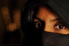 295/365: 10/22/2013. I am watching you! (peddhapati) Tags: shadow portrait eye classic beautiful interesting eyes bokeh thoseeyes blackandbrown nikkor50mm iamwatchingyou nikon50mm nikond90 day295365 3652013 2013yip 365the2013edition bhaskarpeddhapati 10222013