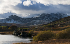The Snowdon Horseshoe (Paul Sivyer) Tags: day cloudy snowdon snowdonia snowdonhorseshoe paulsivyer wildwalescom