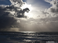 Ladrando ao Sol / Barking at the Sun (Paulo Silveirinha) Tags: sea dog sun storm portugal 1001nights guincho cascais autofocus abigfave badwaether gnneniyisithebestofday mygearandme mygearandmepremium ringexcellence dblringexcellence flickrbronzetrophygroup ruby5 infinitexposure