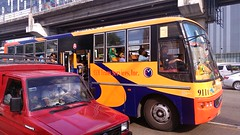 CEM Trans, Services, Inc. 9114 (PBF JuanMigz) Tags: nissan diesel sr exfoh cpb87n fe6b