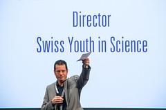 Stefan Horisberger, Director Swiss Youth in Science