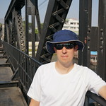 Andrew on the Bridge Over River Kwai thumbnail