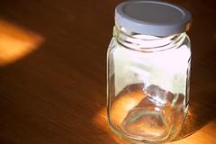 When It's 'AJar' (colemama) Tags: jar ajar msh0114 msh01148