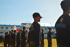 Bajumpandan Rehearsal (K A J O) Tags: color philippineflag norsu marionpaulbaylado