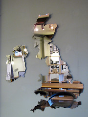 Spiegel (MKP-0508) Tags: greatbritain london silhouette mirror spiegel glace