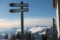Sommet télécabine de la Princesse (Stefho74) Tags: ski france montagne alpes neige savoie montblanc frenchalps megeve hautesavoie rhonealpes saintnicolasdeveroce lemontjoly megeveskiresort