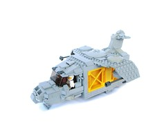 Rover Dropship (IronBricks) Tags: this is lego please thing space rover it fave dont