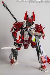 CC-WeaponMech (somatic-studios) Tags: toys robot lego mecha mech moc