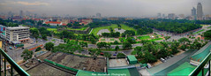 manila hotel view of rizal park and intramurous (Rex Montalban Photography) Tags: philippines manila rexmontalbanphotography