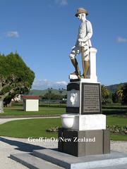 South African War Memorial, Government Gardens, Rotorua, NZ (geoff-inOz) Tags: newzealand heritage memorial war rotorua nz aotearoa southafrican hstoric