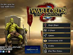 領主之戰:史詩衝突(Warlords: Epic Conflict)