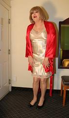 new98578-IMG_2277t (Misscherieamor) Tags: tv feminine cd motel lingerie tgirl transgender mature sissy tranny transvestite satin crossdress ts gurl tg travestis travesti travestie m2f fullslip xdresser tgurl