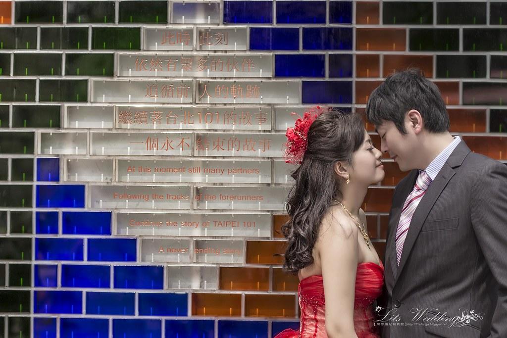 婚攝/婚禮紀錄/婚禮攝影/頂鮮101餐廳/璽文+秀聞