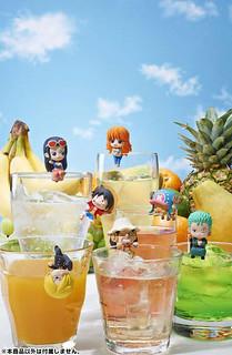 Megahouse 海賊的下午茶時間 杯緣系列