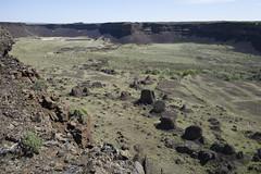 umatilla rock - view east (russell elbert) Tags: umatillarock