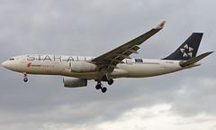 B-6091 16/02/13 Heathrow (EGLL) (Lowflyer1948) Tags: heathrow airbus myrtleavenue airchina a330243 160213 b6091