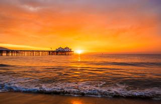 Malibu Pier Sunrise! Nikon D810 HDR Landscape Photos! Dr. Elliot McGucken Fine Art Photography!  14-24mm Nikkor Wide Angle F/2.8 Lens!