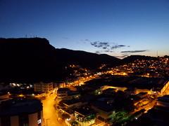 Leopoldina, MG  Brasil (Casa de Leitura Lya Botelho) Tags: sunset brazil minasgerais brasil mg anoitecer sudeste leopoldina zonadamatamineira